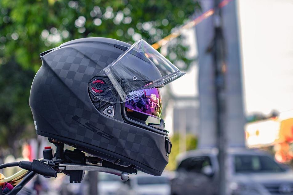 casque moto