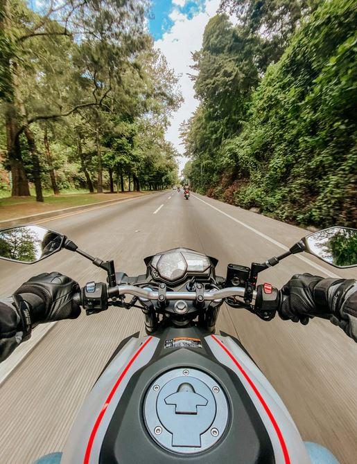 sortie moto à la journée